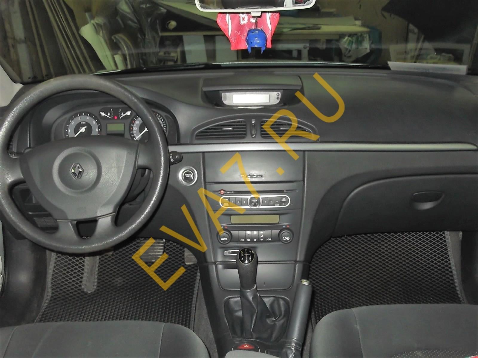Коврики в салон Renault Laguna II 2001-2007