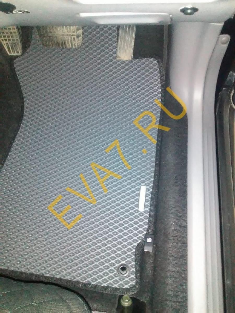 Коврики в салон SubaruForester II (SG) правый руль 2003-2008