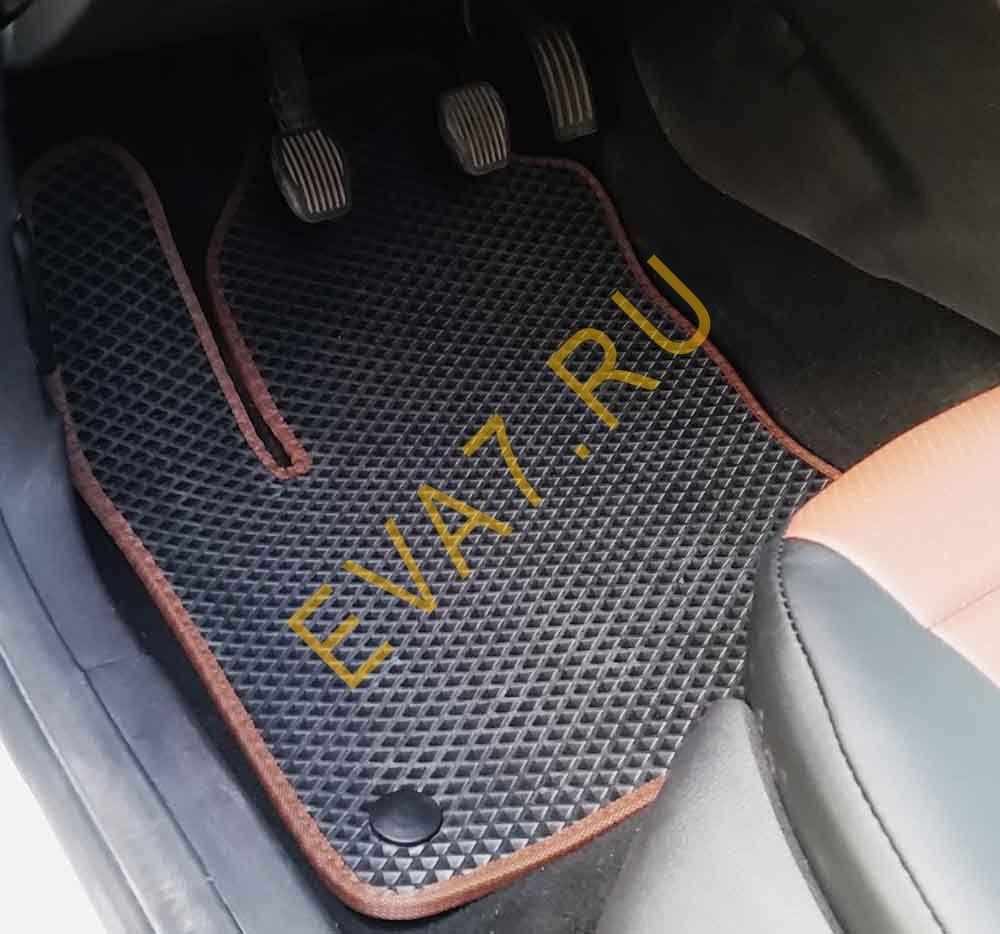 Коврики в салон Ford Focus IIIседан 2011-2019