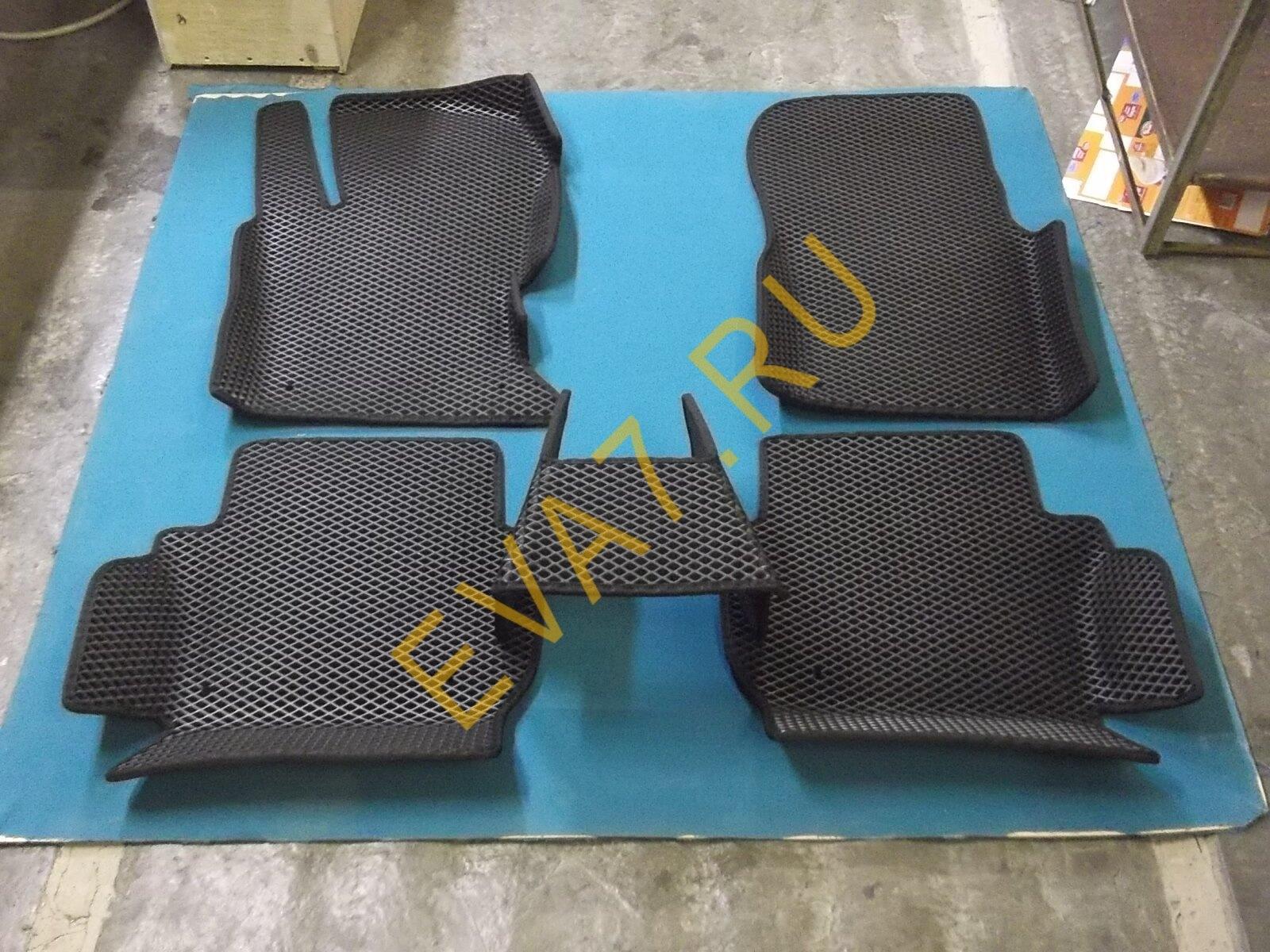 Коврики в салон Jaguar XF II ковры макси 3D 2015-2021