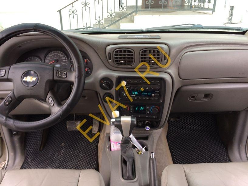 Коврики в салон Chevrolet TrailBlazer 2001-2009