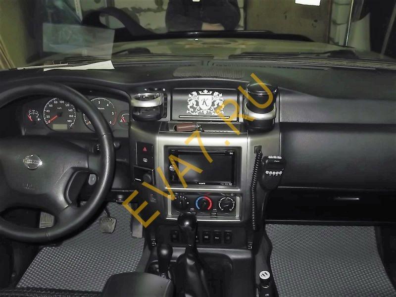 Коврики в салон Nissan Patrol (Y61) арабская сборка 1997-2004
