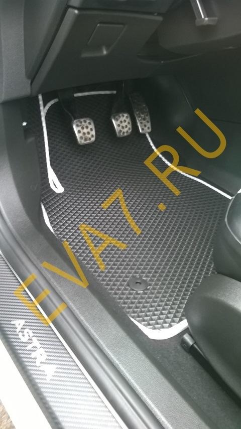 Коврики в салон Opel Astra J рестайлинг седан 2012-2015