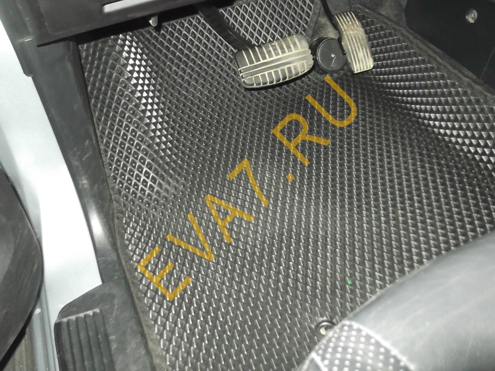 3d коврики MitsubishiMontero IV 2006-2020