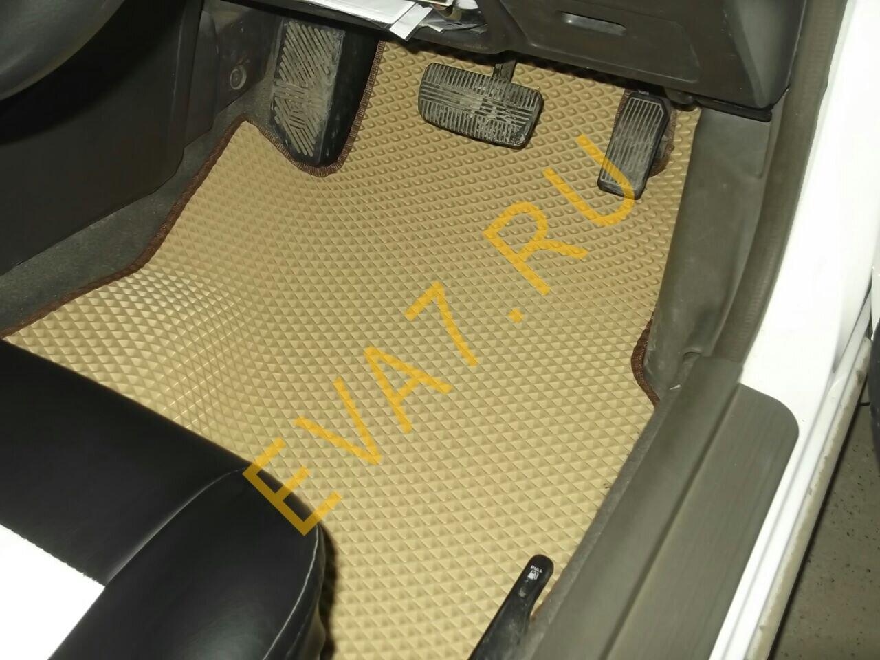 Коврики в салон Nissan Avenir II W11 универсал 5дв. правый руль 1998-2005