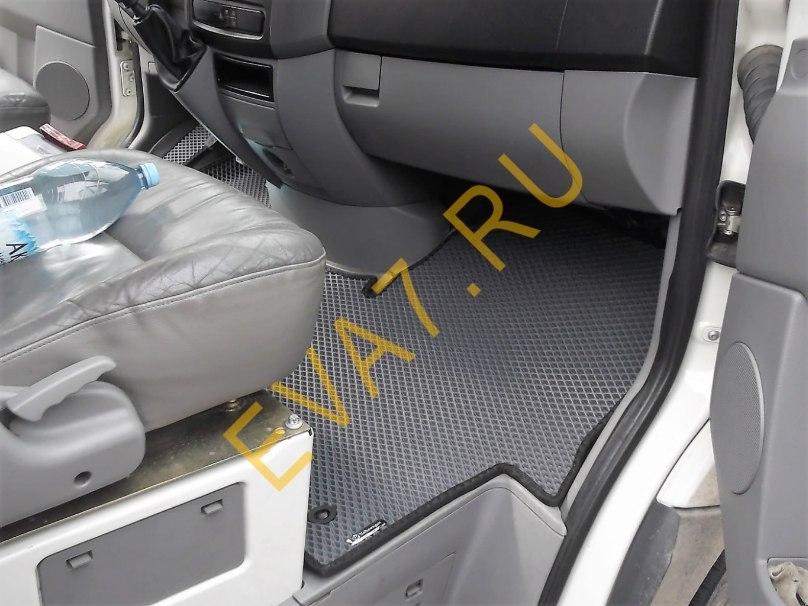 Коврики в салон Volkswagen Crafter фургон 2011-2016