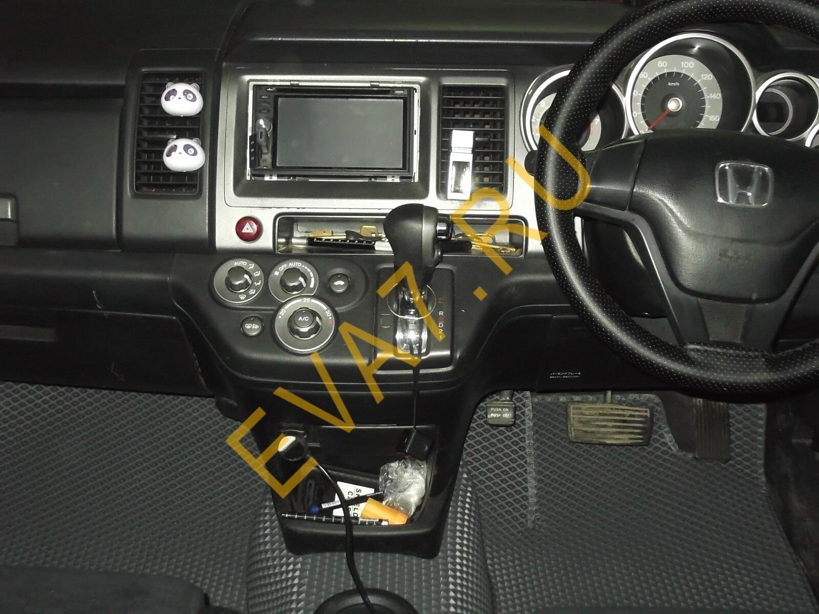 Коврики в салон Honda Crossroad правый руль 2007-2010