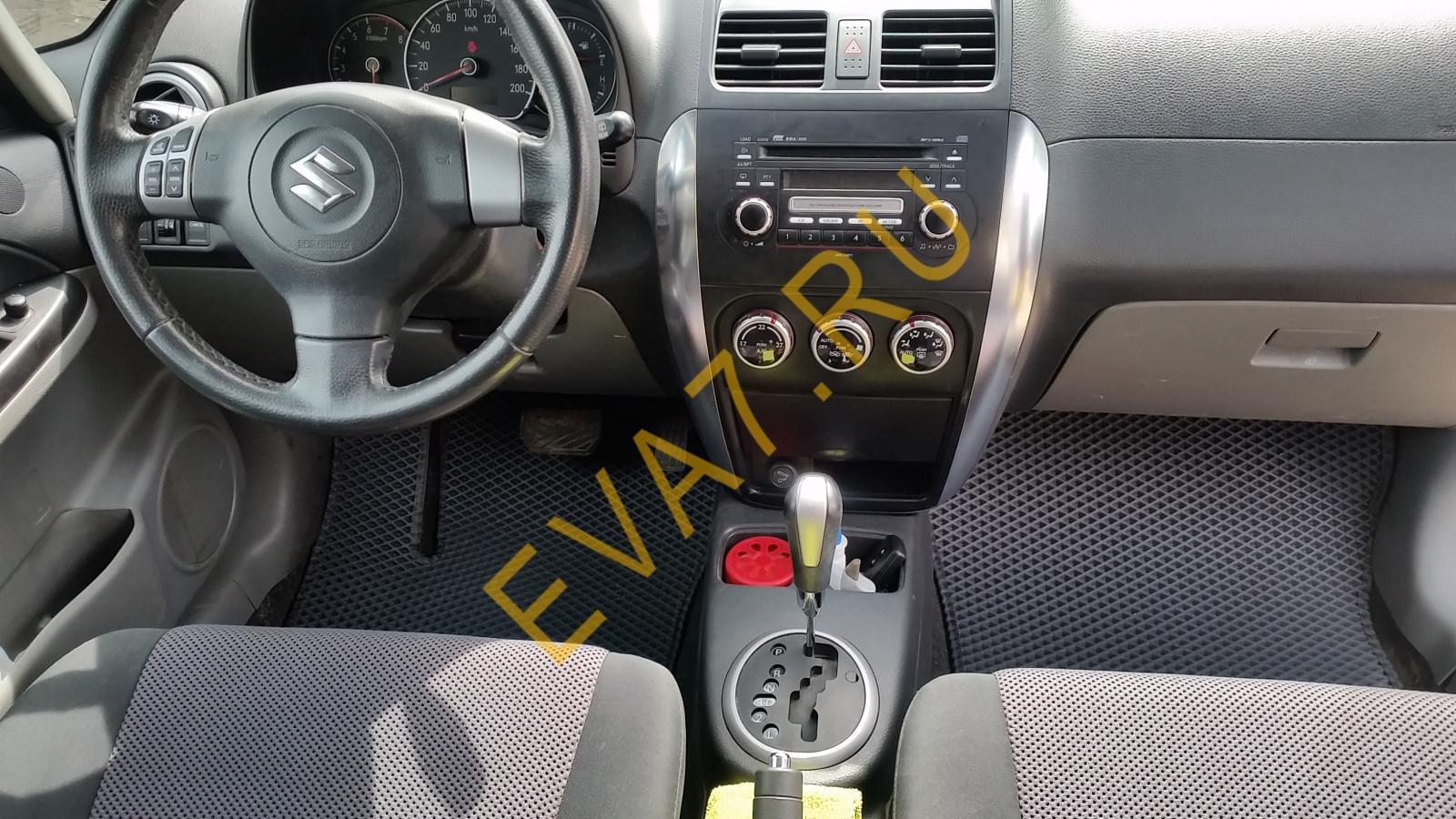 Коврики в салон SuzukiSX4 седан 2006-2014