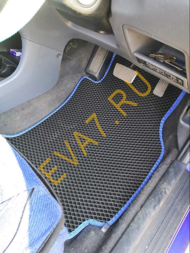 Коврики в салон Honda HR V I 3дв. правый руль 1998-2001