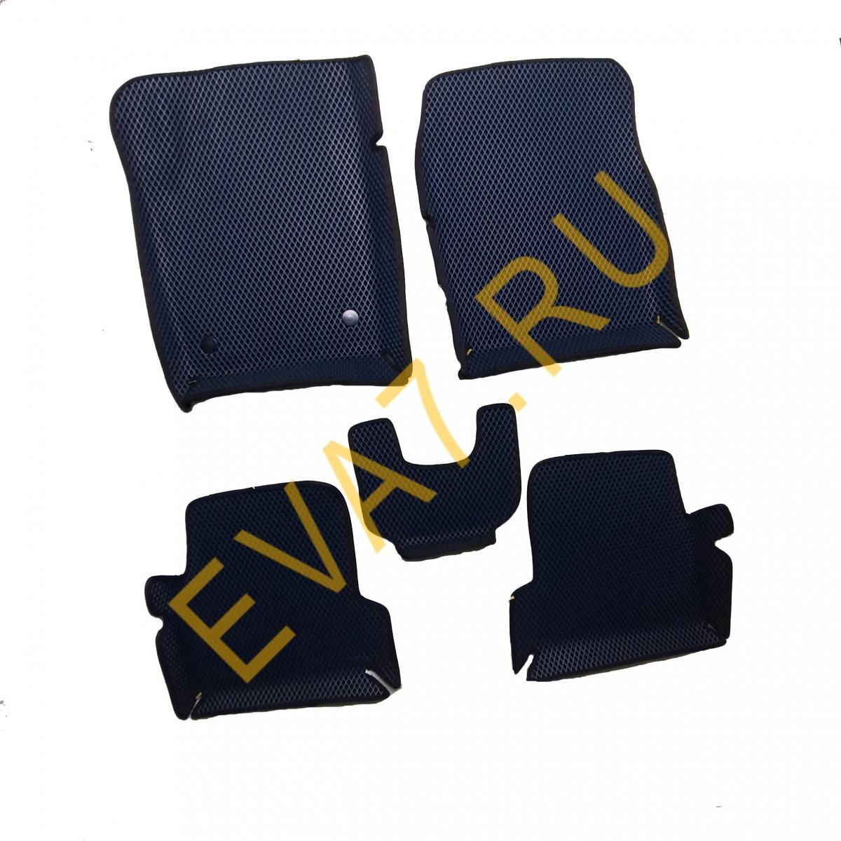 3d коврики Ford Focus IIIседан 2011-2019