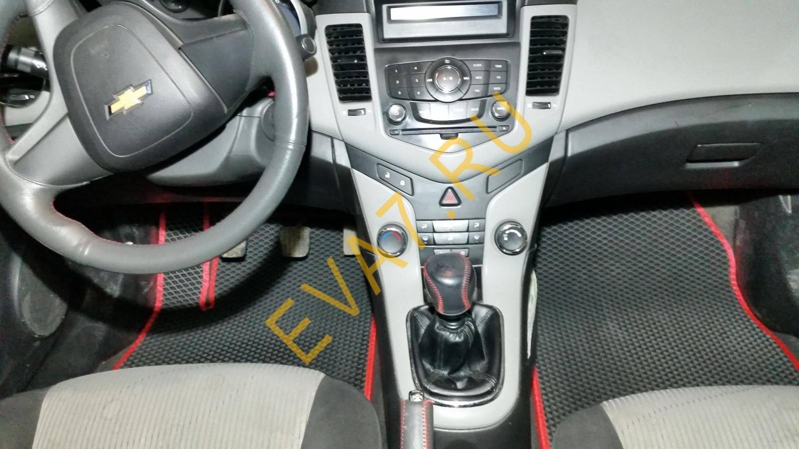 Коврики в салон Chevrolet CruzeI седан 2008-2015