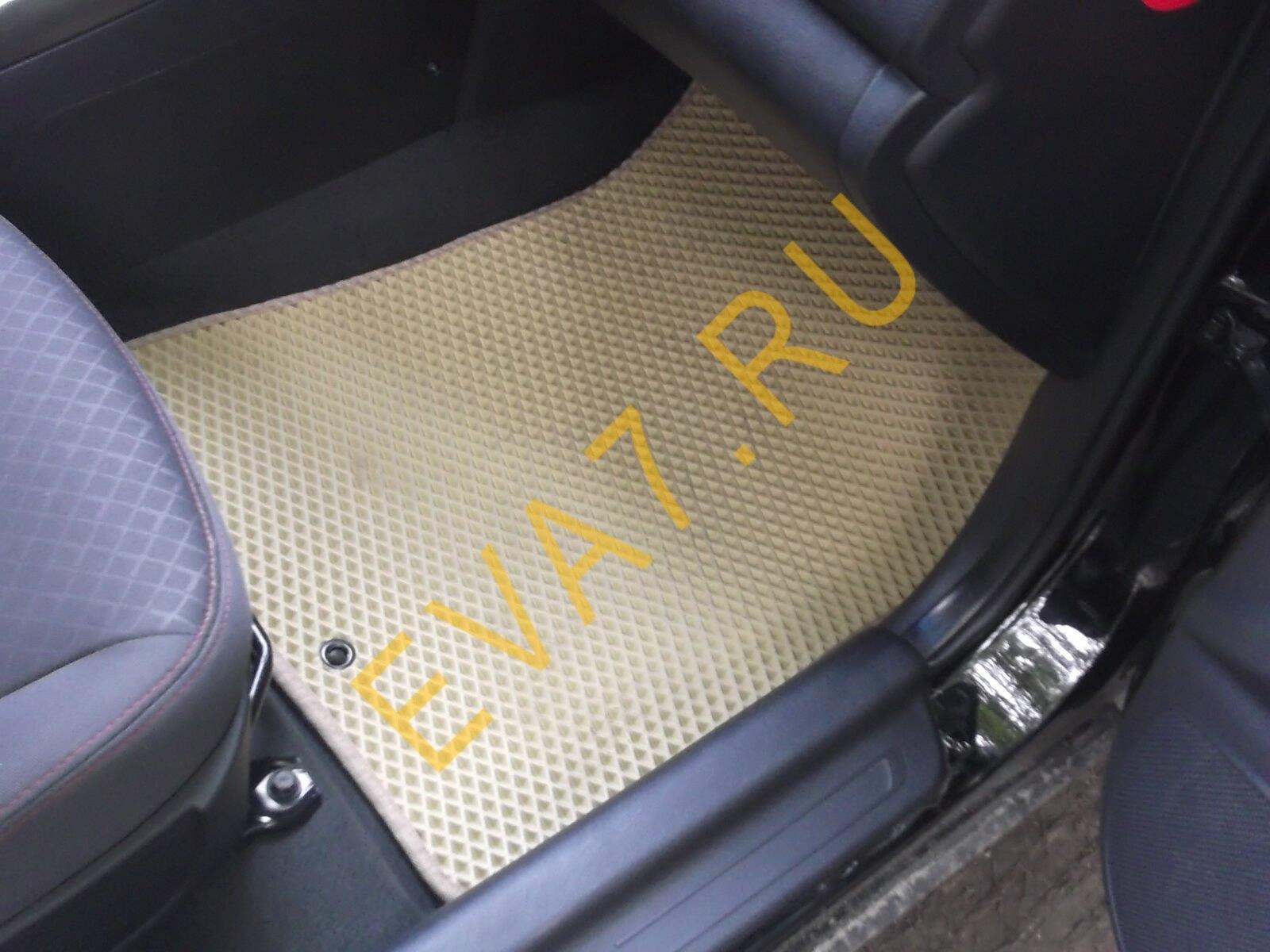 Коврики в салон Kia Cerato II купе 2009-2013