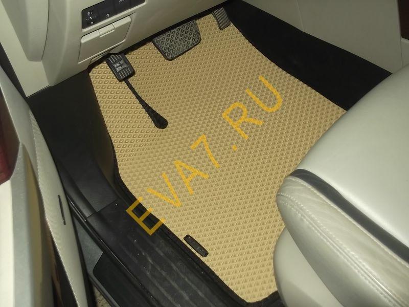 Коврики в салон Mazda CX-9 I 7 мест 2006-2016