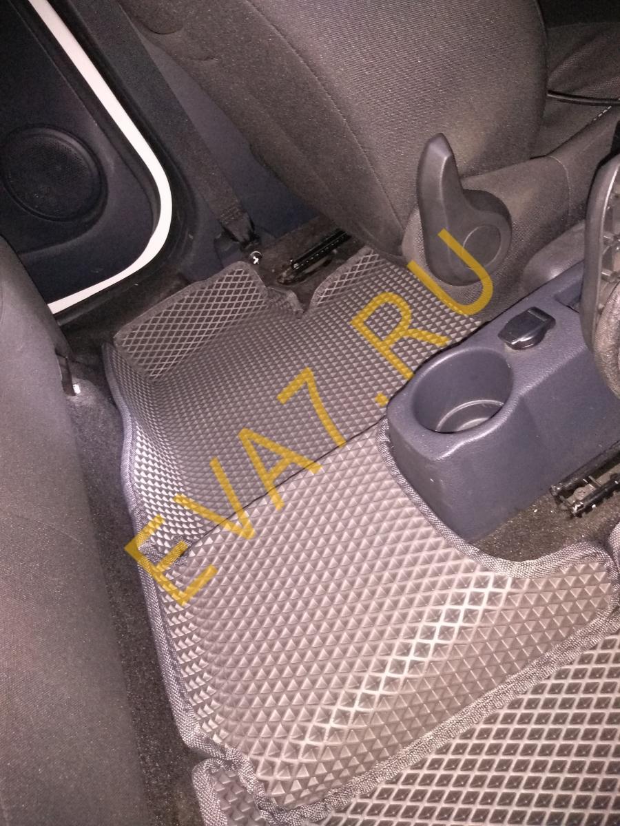 3d коврики Renault Logan 2012-2020