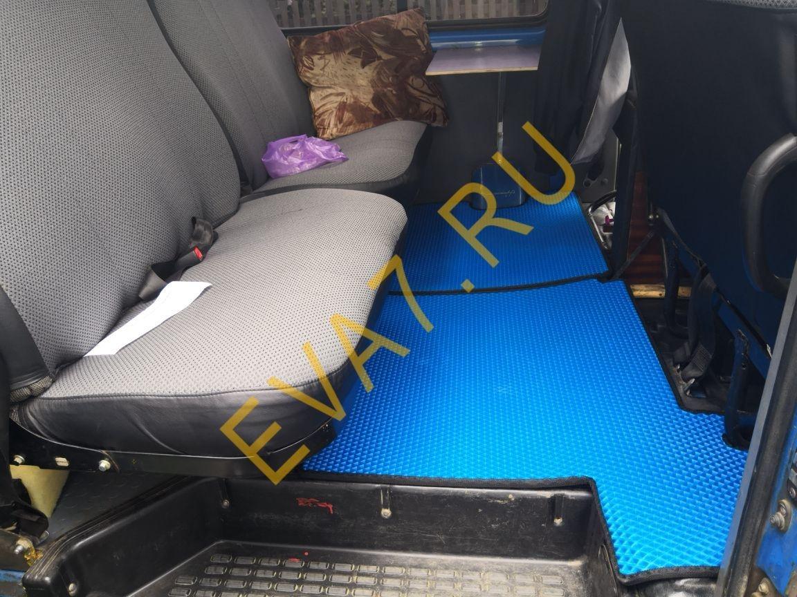 Коврики в салон Газель Бизнес 2705 фургон комби 2010-2021