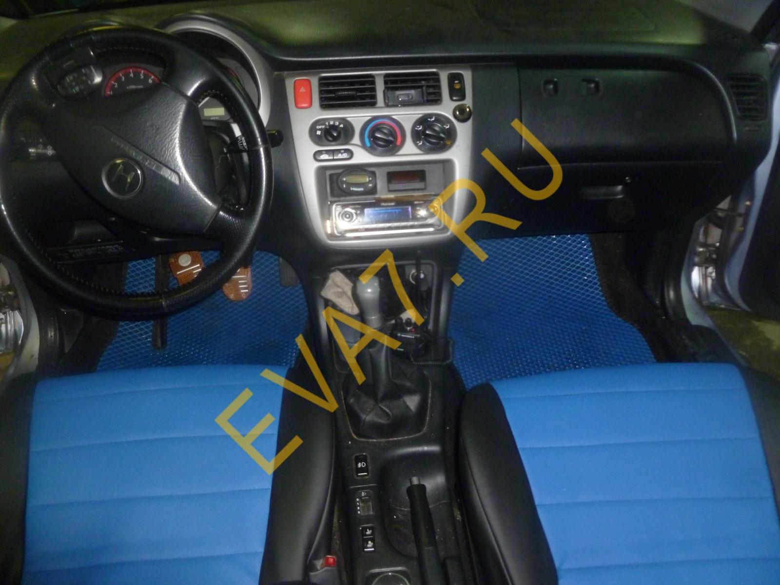 Коврики в салон Honda HR V I 5дв. 1998-2006