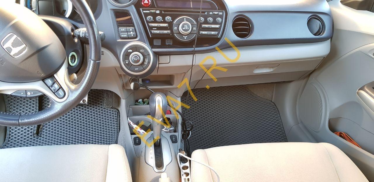 Коврики в салон Honda Insight II 2009-2021