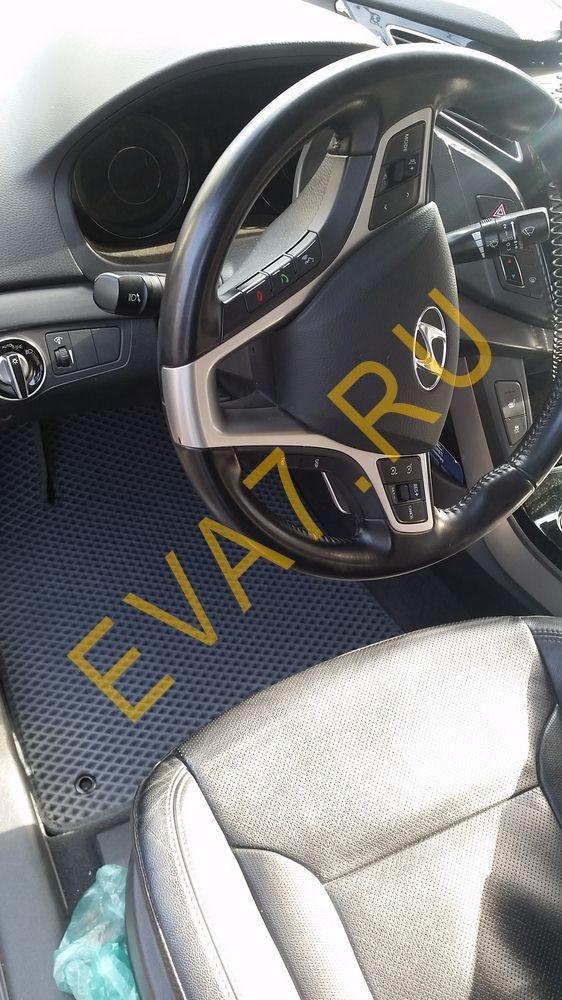 Коврики в салон Hyundai i40 седан 2011-2021
