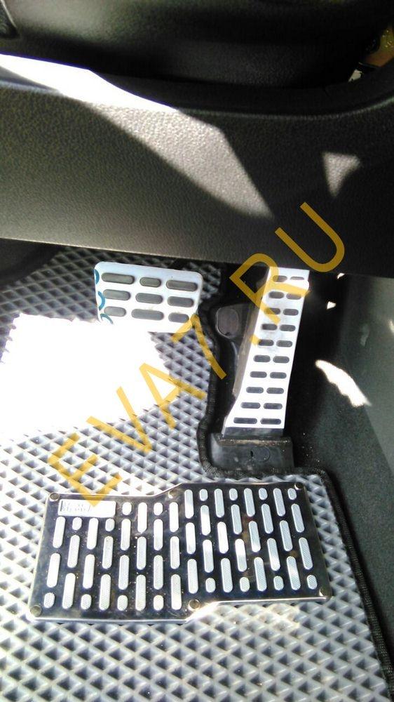 Коврики в салон Kia Sorento Prime III 7 мест 2014-2017