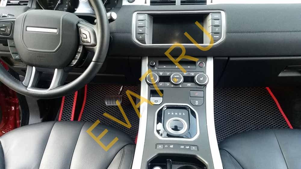 Коврики в салон Land Rover Range Rover Evogue 2011-2018