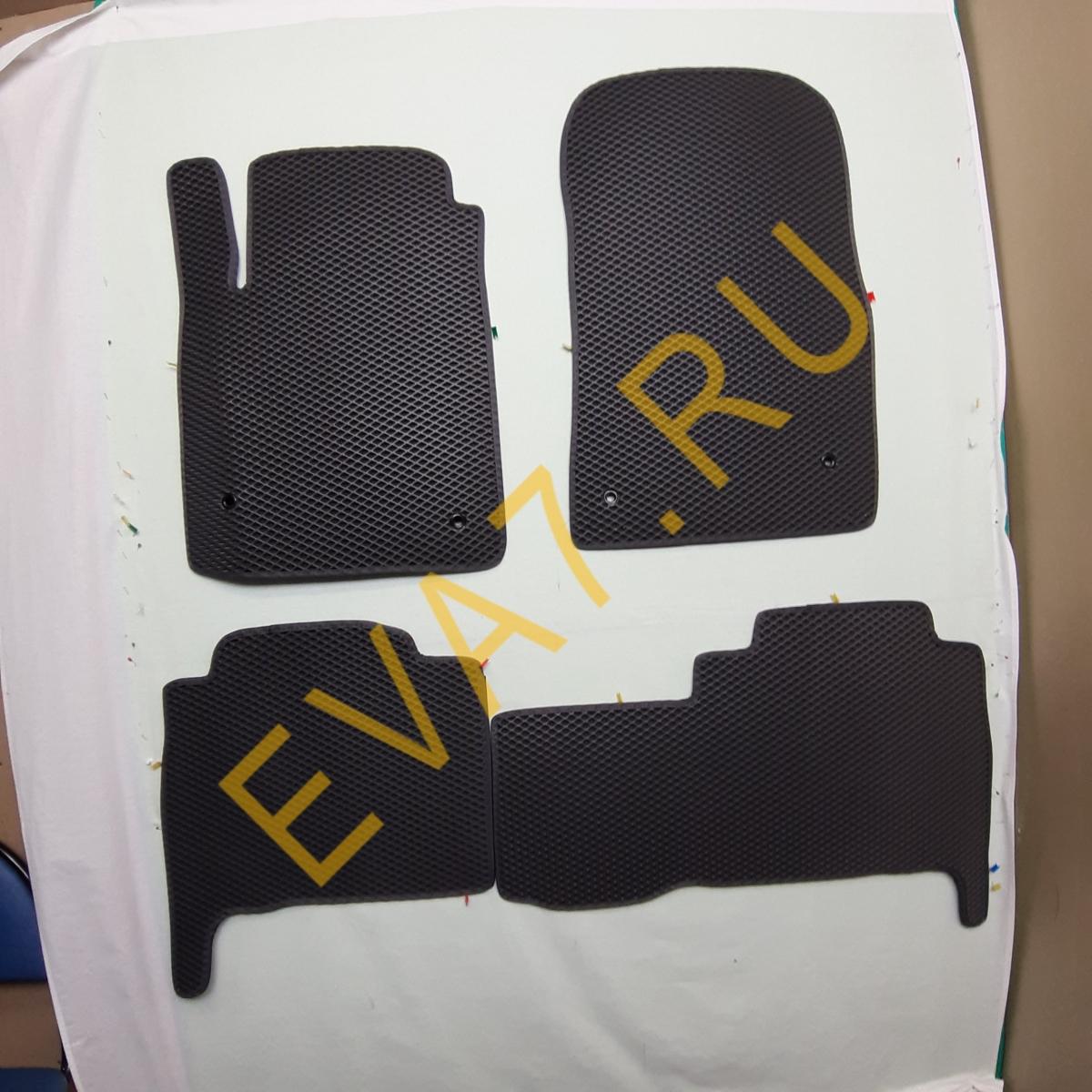 Коврики в салон Lexus LX 570 2007-2012
