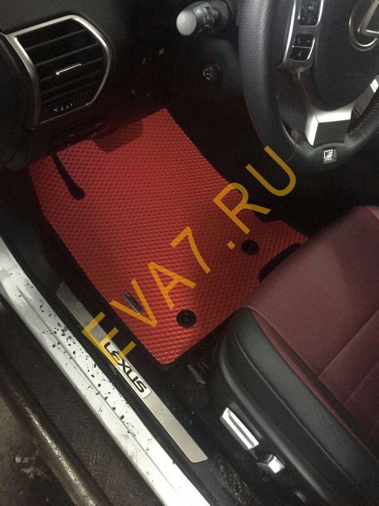 Коврики в салон Lexus NX (200) 2014-2020