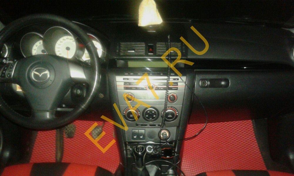 Коврики в салон Mazda 3 (BK) седан 2003-2009