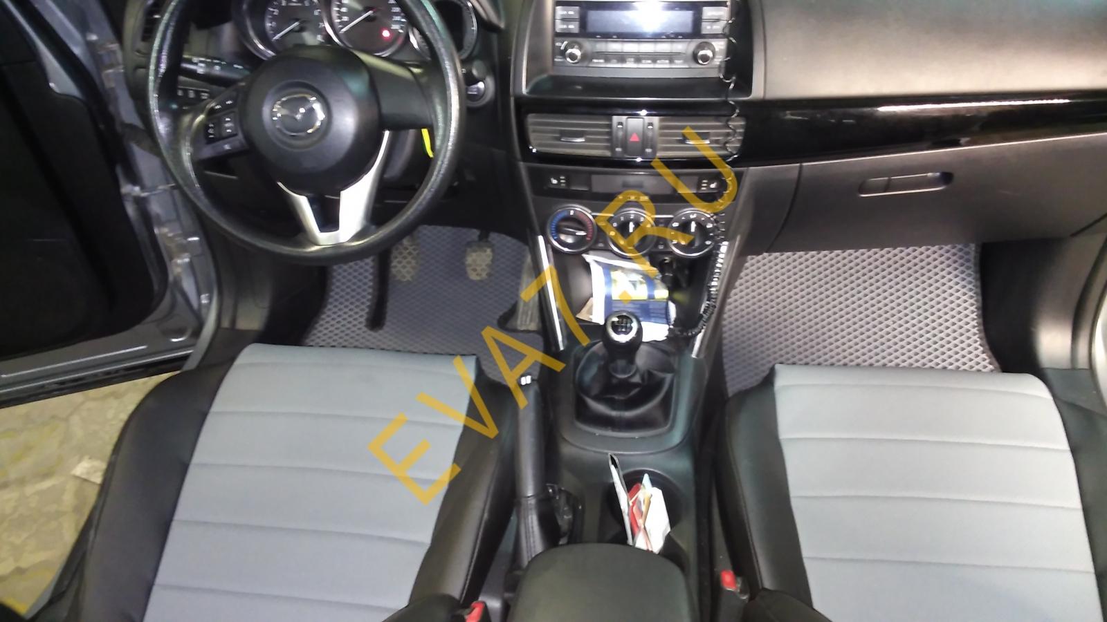 Коврики в салон Mazda CX-5 2011-2017