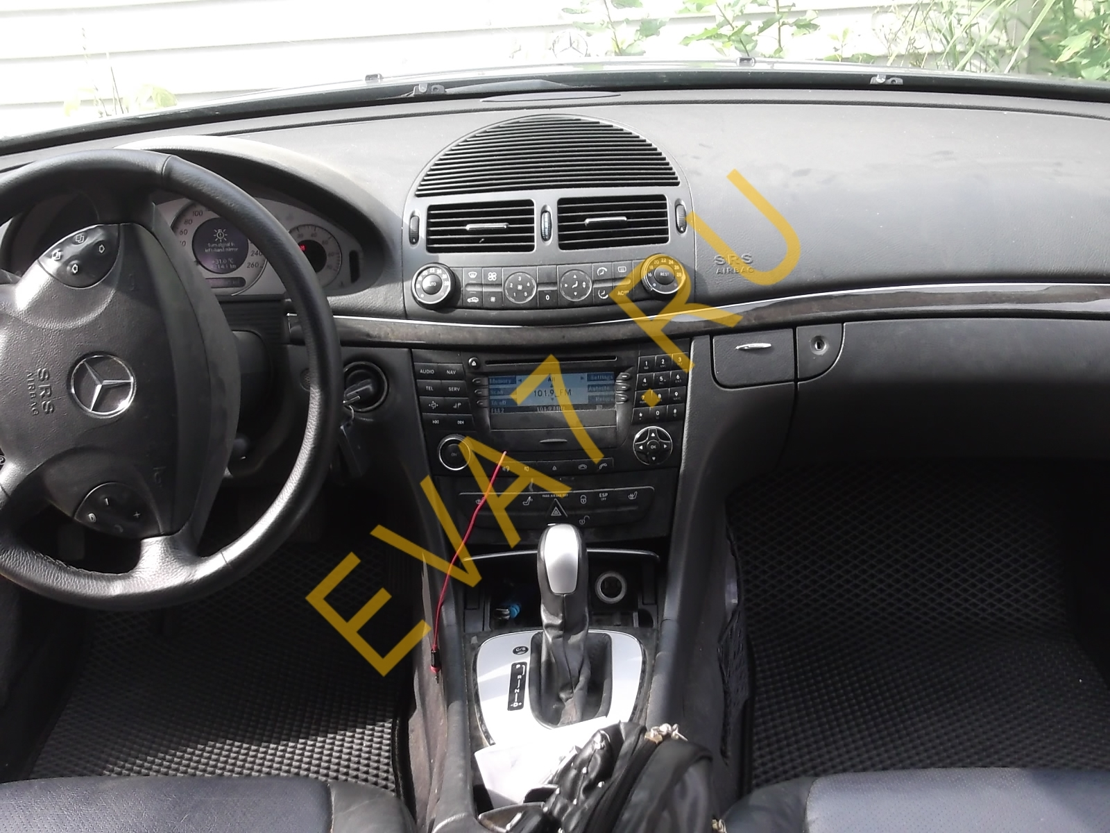 Коврики в салон Mercedes E-класс III (W211) 4-matic 2002-2009