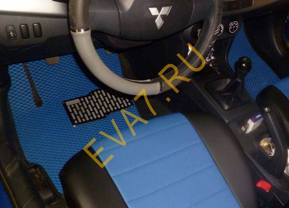 Коврики в салон MitsubishiLancer X 2007-2021