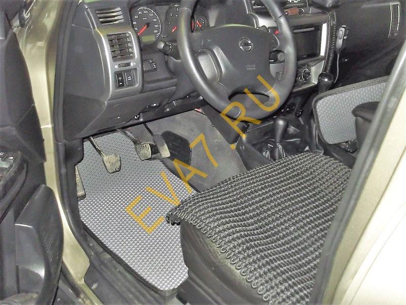 Коврики в салон Nissan Patrol (Y61) 1997-2004