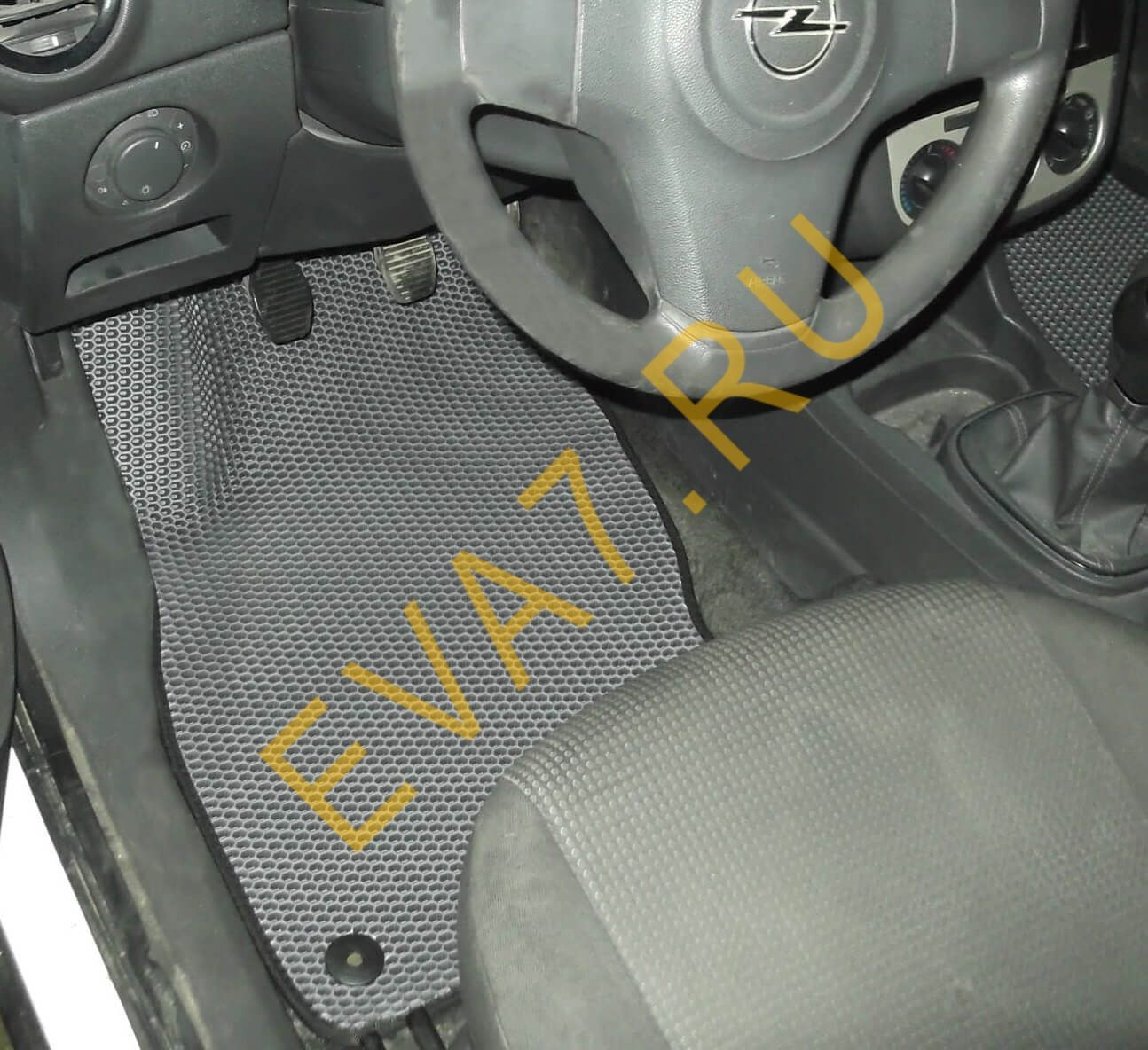 Коврики в салон Opel Corsa D 2006-2014