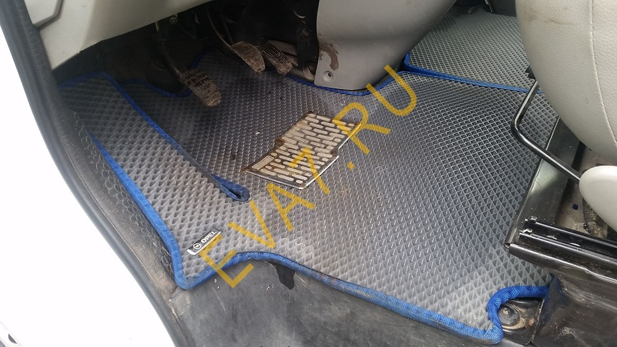 Коврики в салон Opel Vivaro A 2001-2014