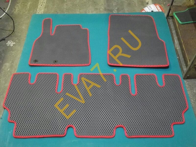 Коврики в салон Renault Espace IV 2002-2012
