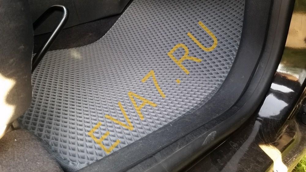 Коврики в салон Renault Scenic III Grand 7 мест 2009-2016