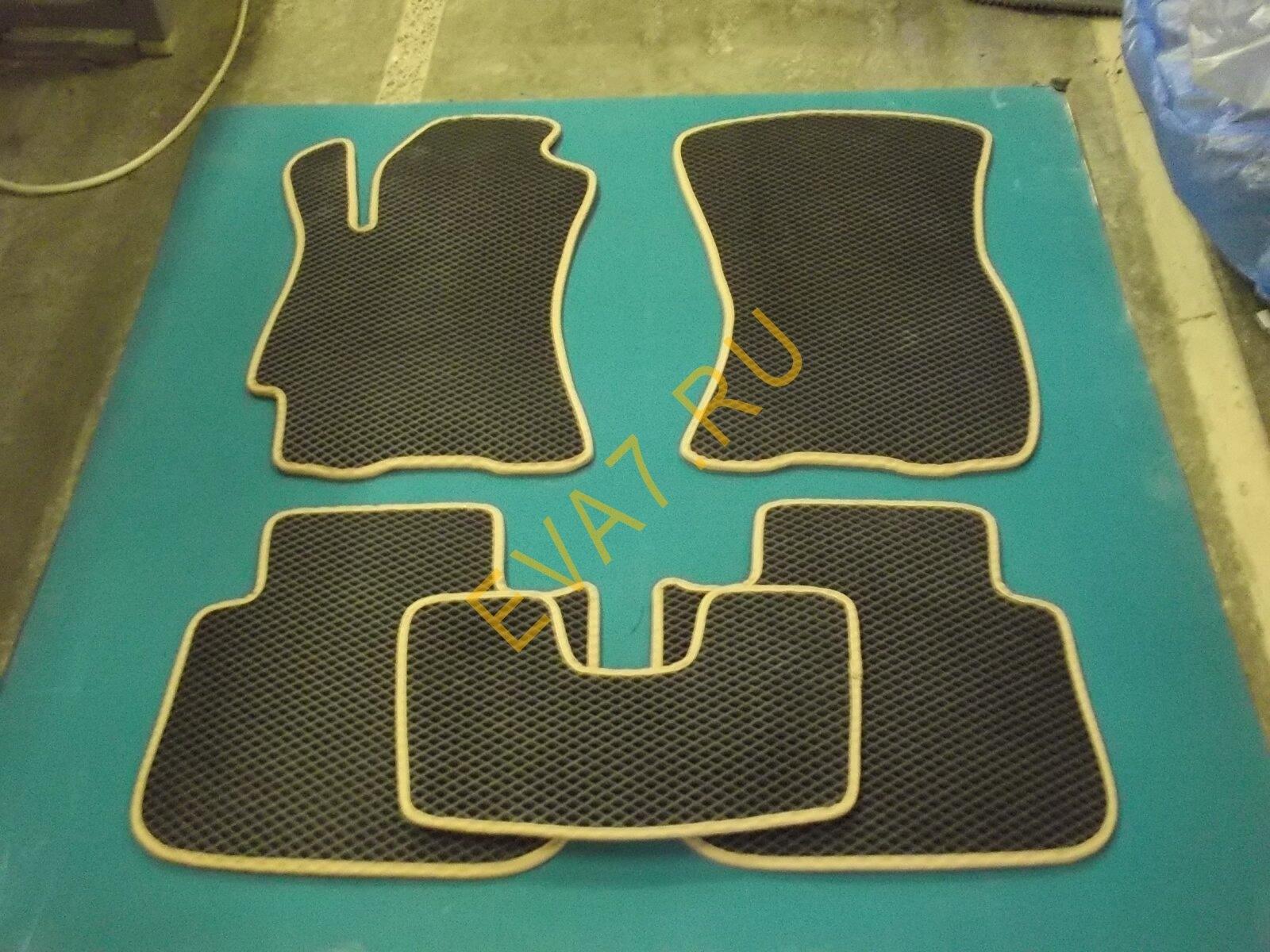 Коврики в салон SubaruOutback IV 2009-2013