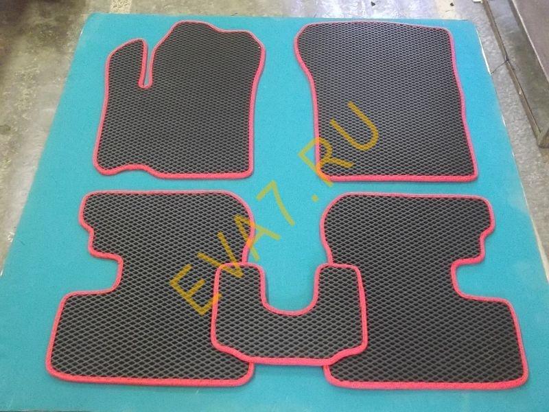 Коврики в салон Suzuki Splash 2008-2020