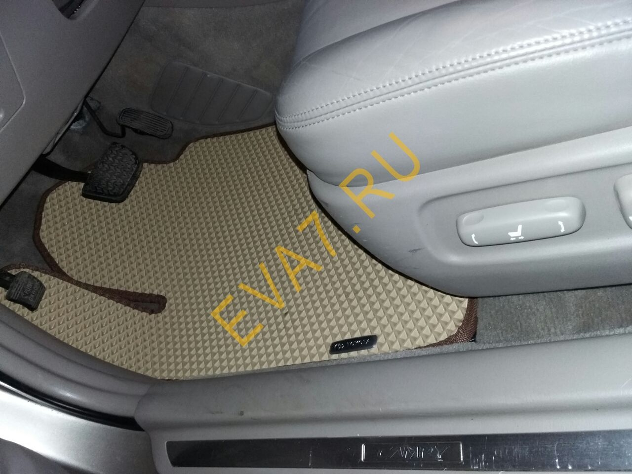 Коврики в салон Toyota Camry V (XV30) 2001-2006