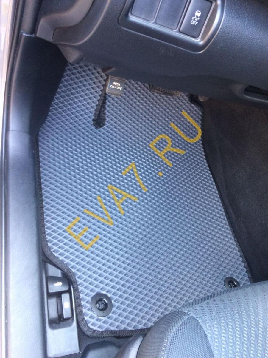 Коврики в салон Toyota Camry VII (XV50) 2011-2020