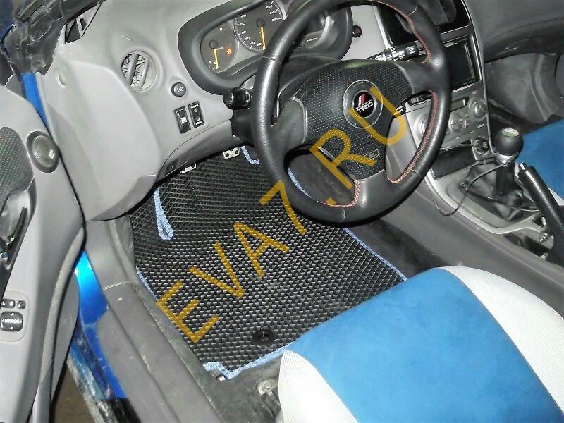 Коврики в салон Toyota Celica VII (T230) 1999-2002