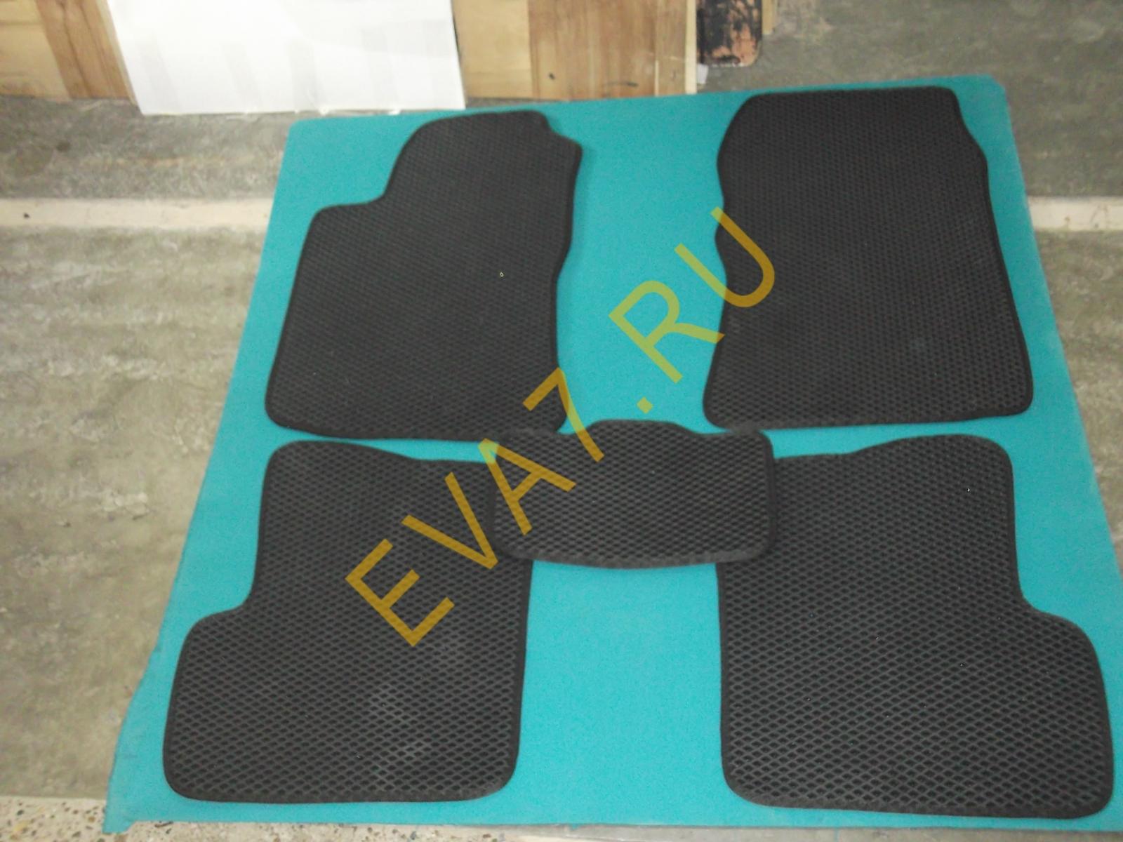 Коврики в салон ToyotaCorollaIX (E120, E130) 2001-2007