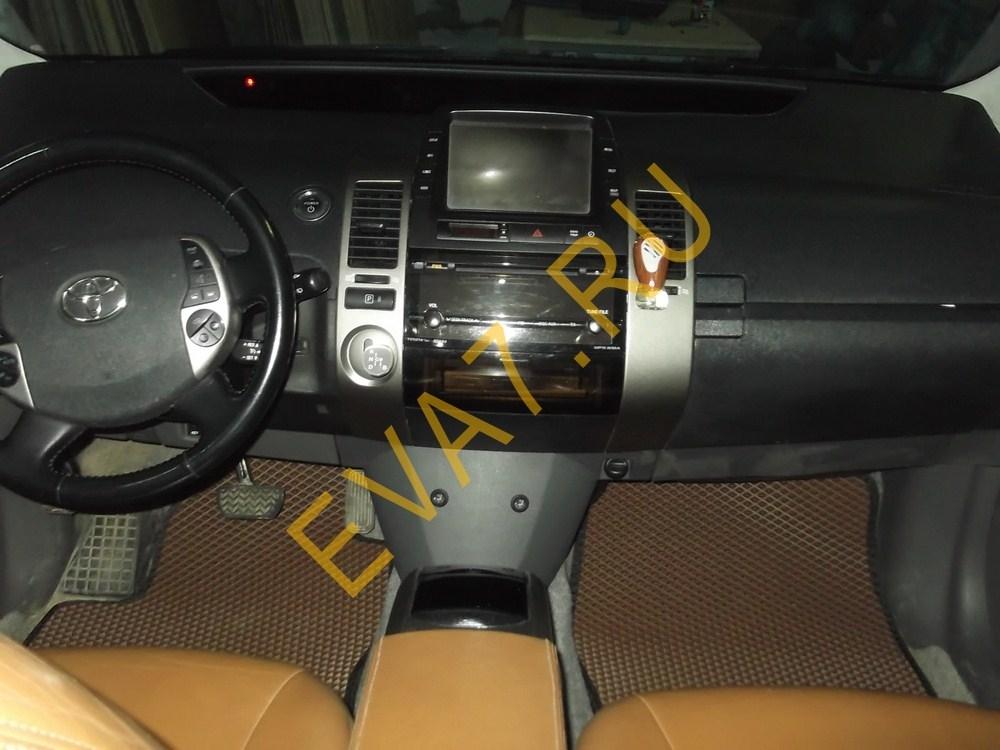 Коврики в салон Toyota Prius (NHW20) 2004-2009
