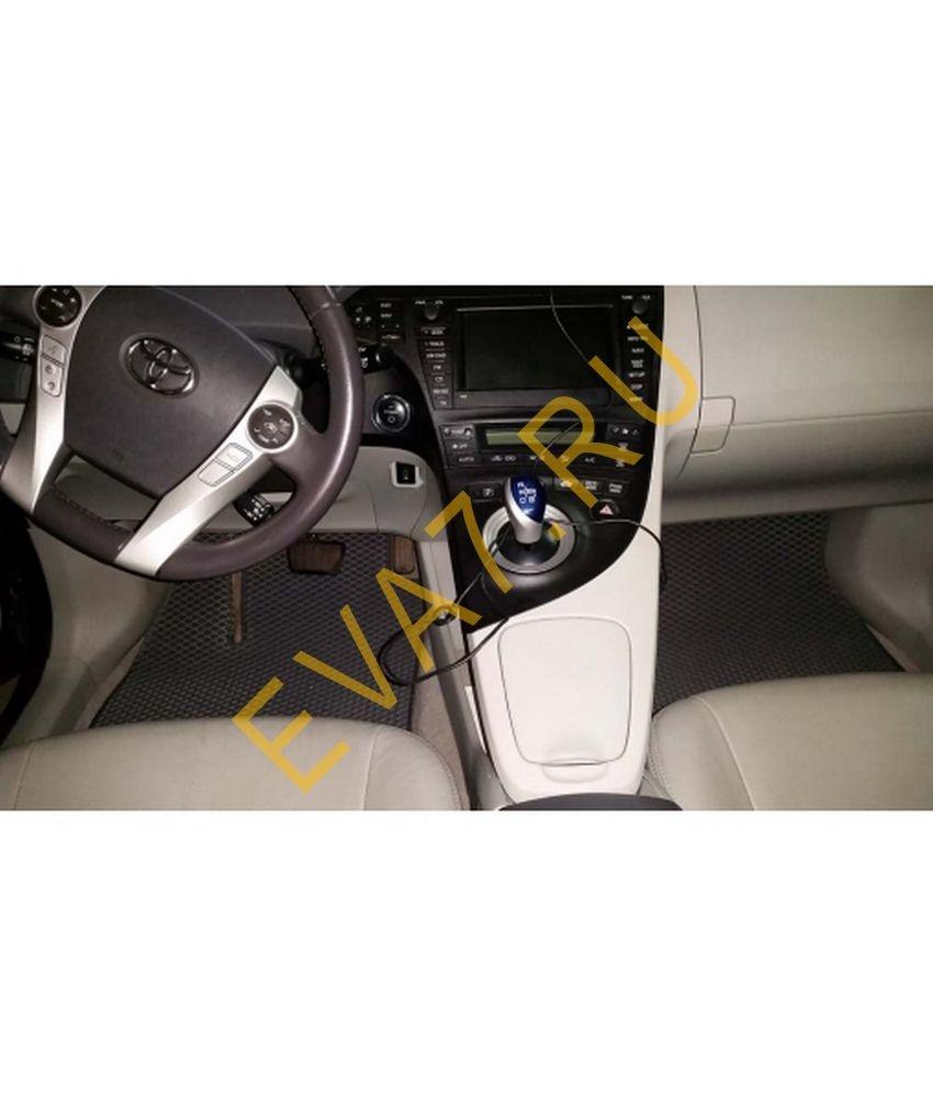 Коврики в салон Toyota Prius (ZVW30) 2009-2011