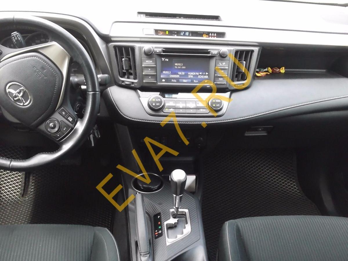 Коврики в салон Toyota RAV 4 IV (CA40) 2013-2020