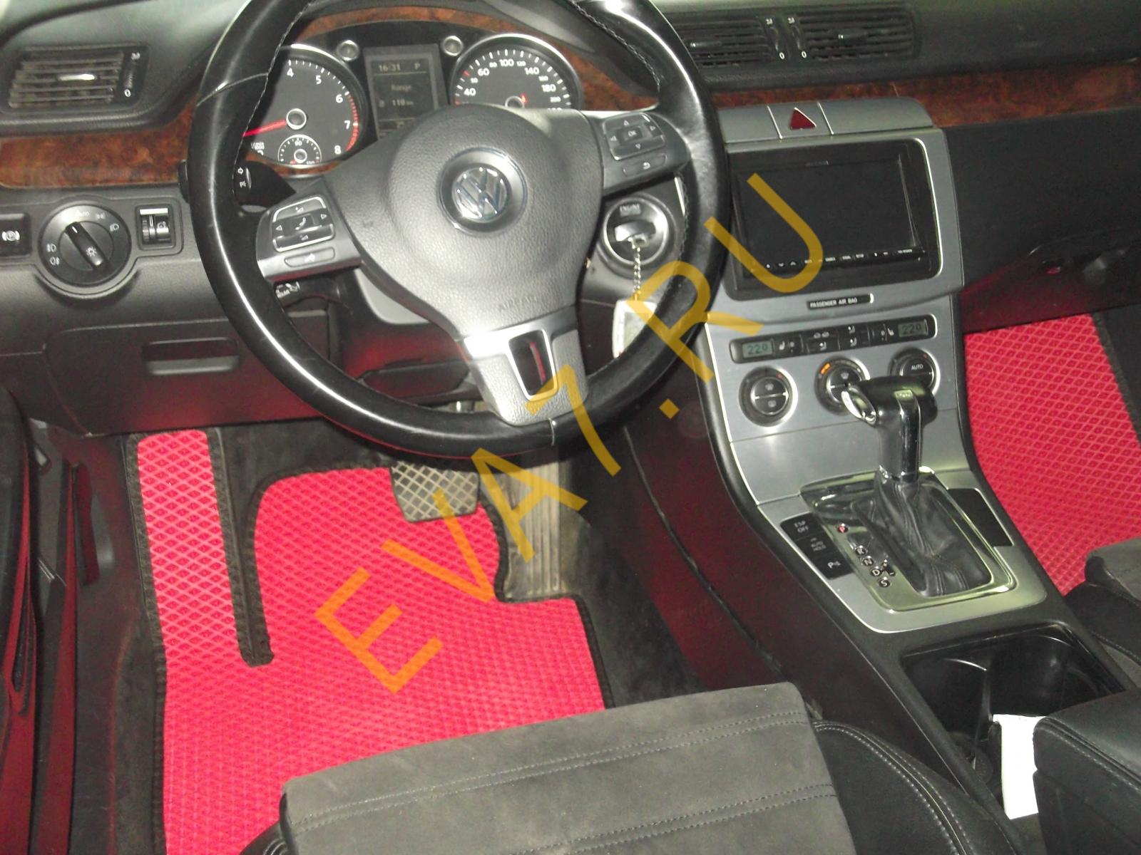 Коврики в салон VolkswagenPassatB6 2005-2010