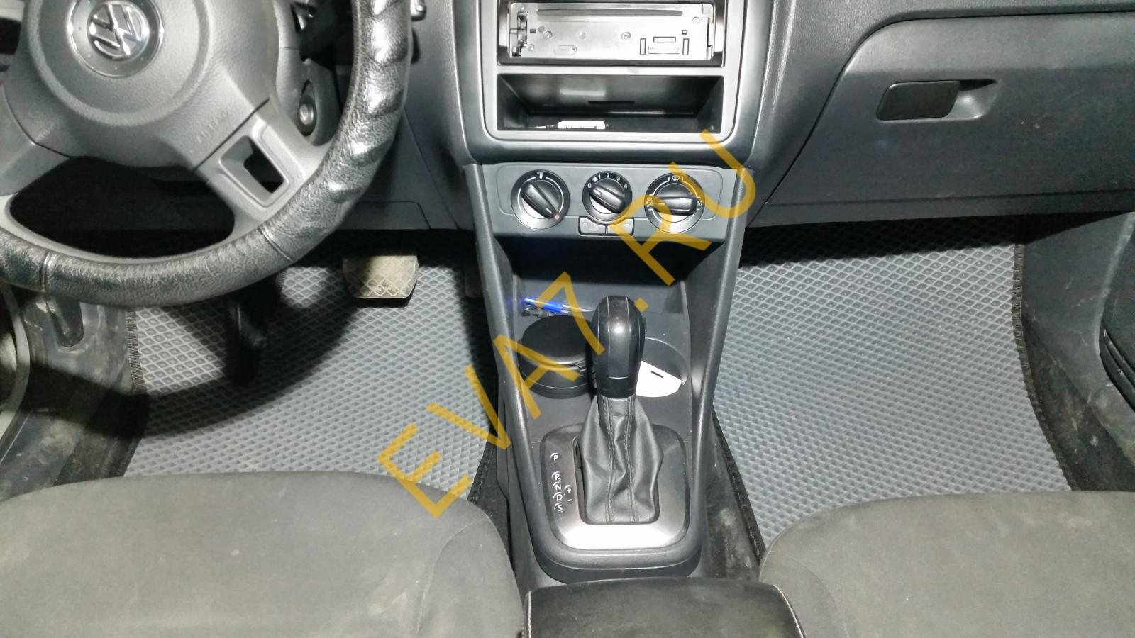 Коврики в салон VolkswagenPolo V (седан) 2010-2020