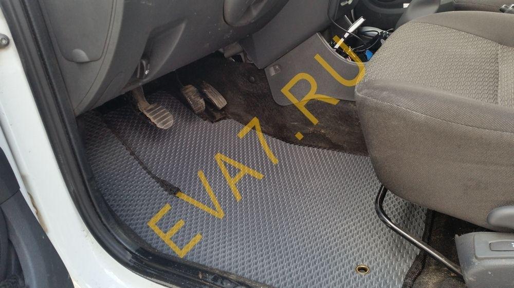 Коврики в салон Лада Ларгус фургон 2012-2021