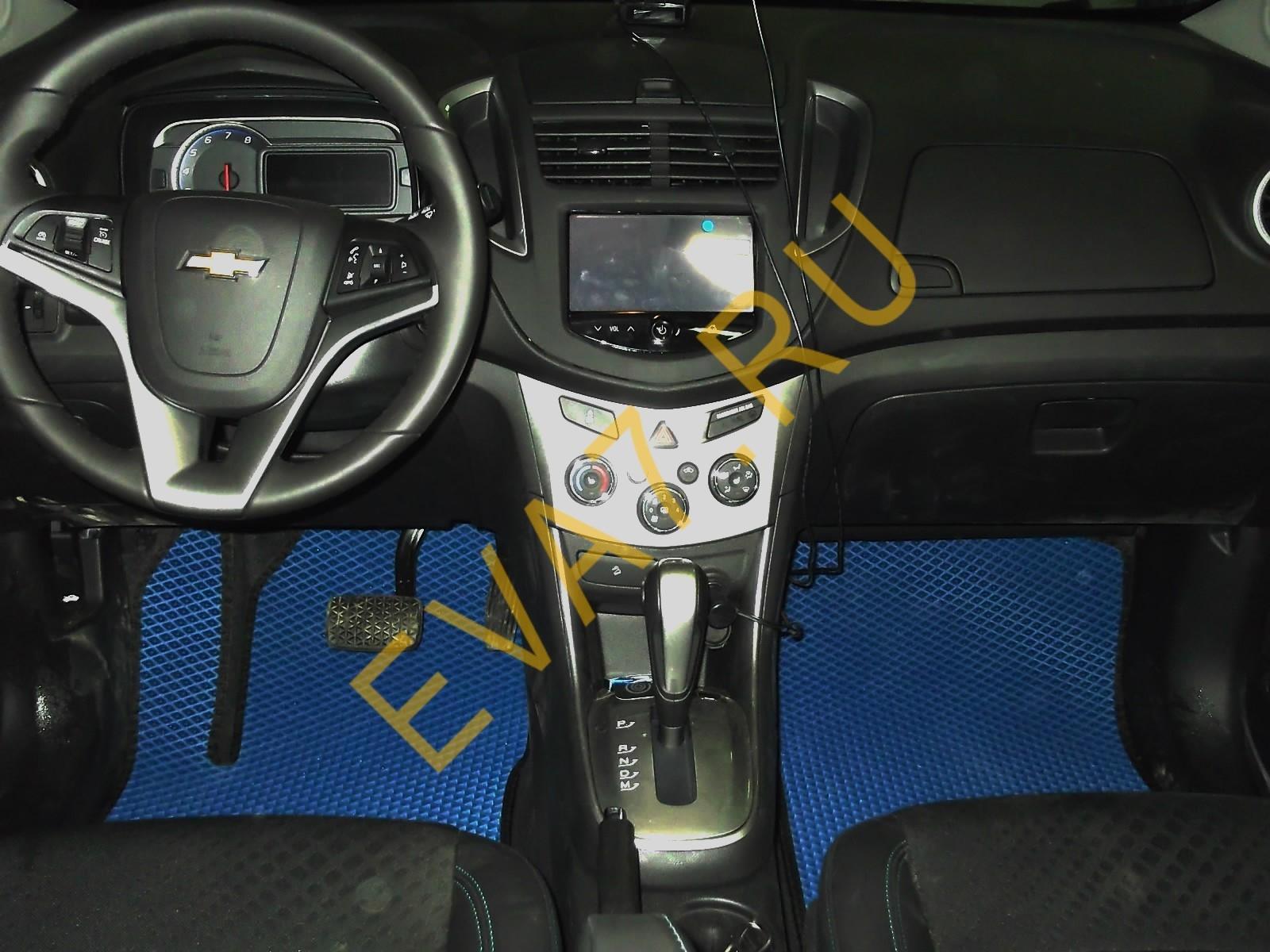 Коврики в салон Chevrolet Tracker 2015-2021