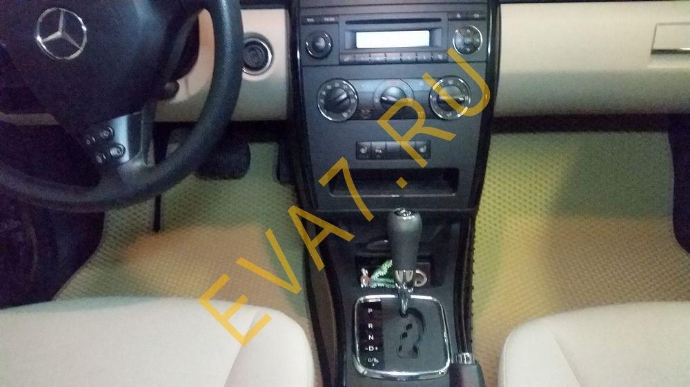 Коврики в салон Mercedes A-класс I (W169) рестайлинг 2008-2012