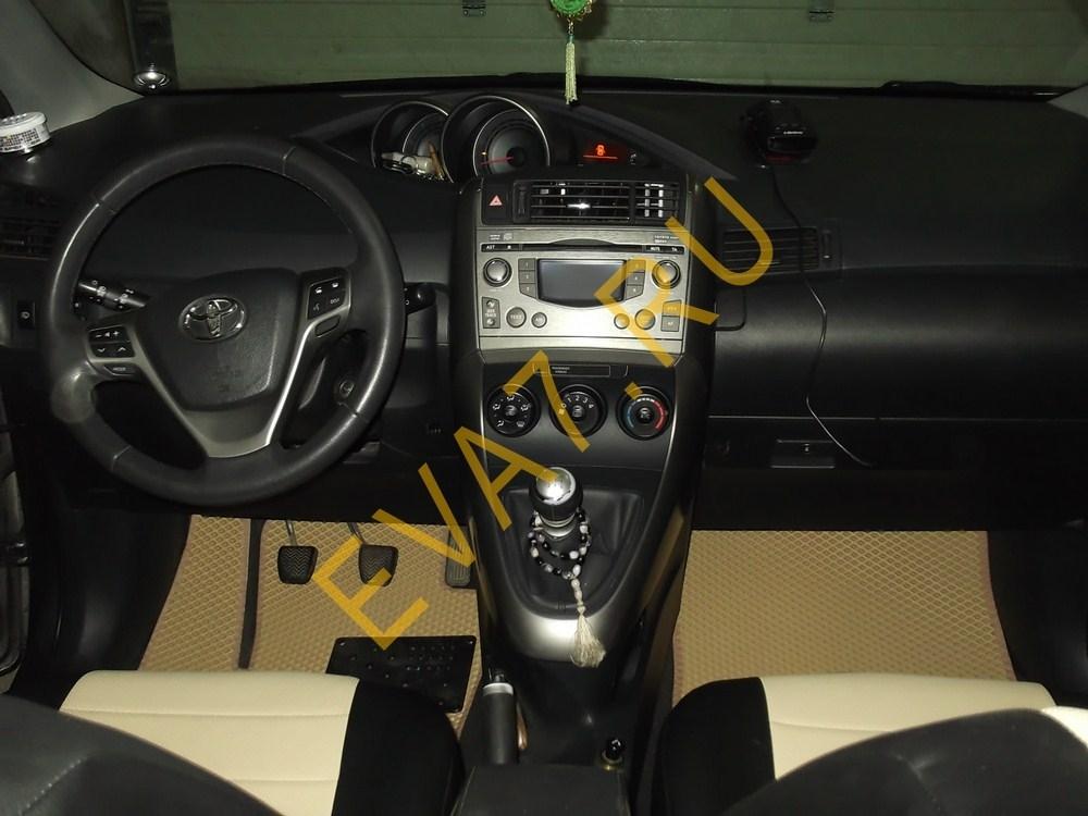 Коврики в салон Toyota Verso I 2009-2012